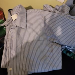 USPS vintage collared shirt